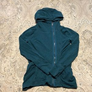 Zella Long Sleeve Zip Up with hood